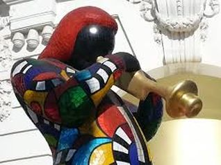 Negresco Niki de Saint Phalle 1