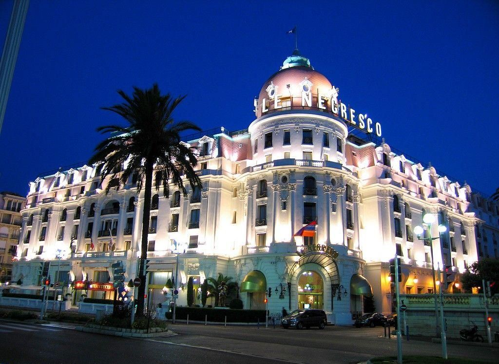 Negresco nuit 2