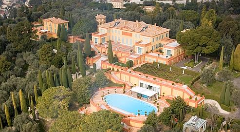 Villa Leopolda Le figaro