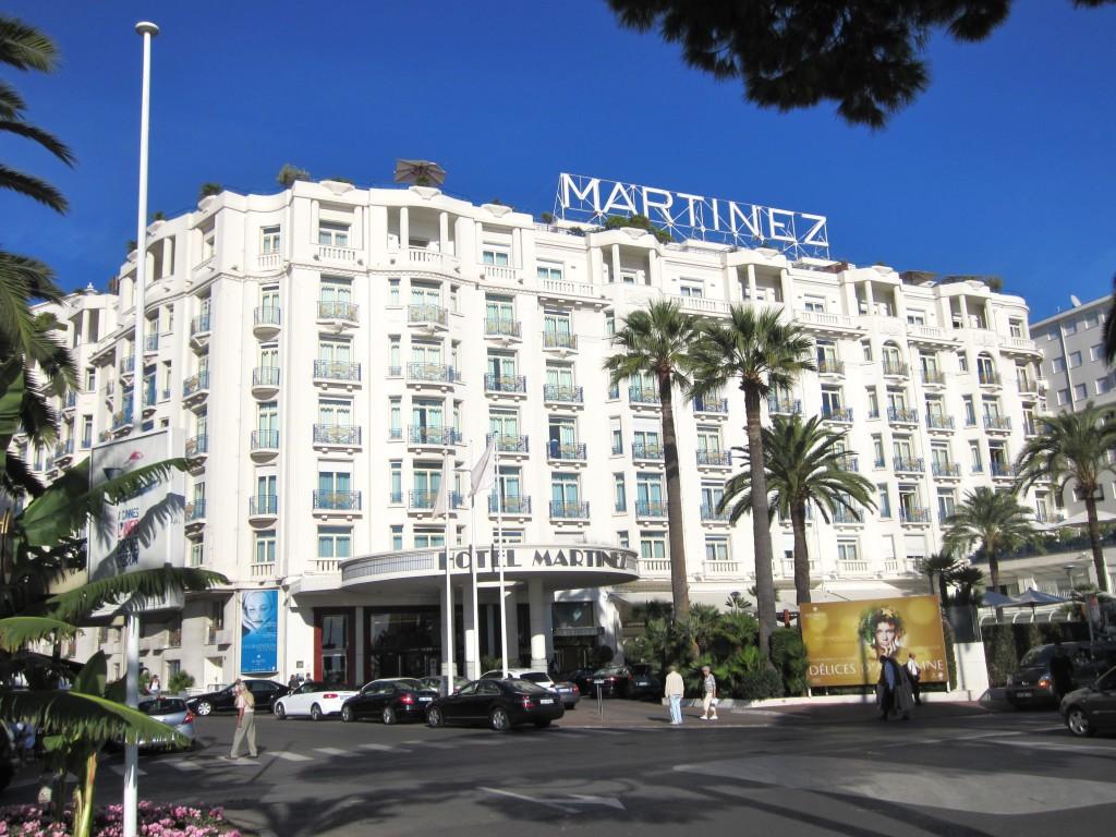 hotel martinez wikipedia