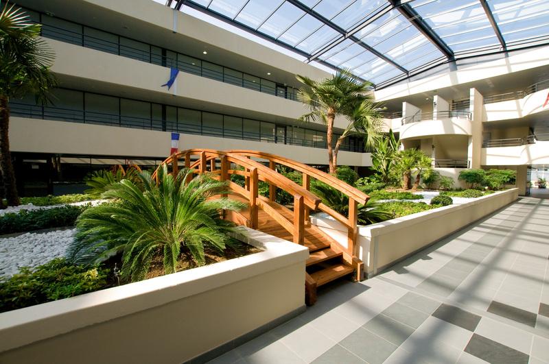 Location de bureaux à Sophia-Antipolis avec Buro Club