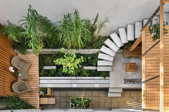 Photo d'un jardin cosy aménagé.