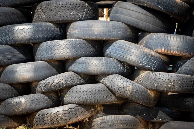 Photos of tires.